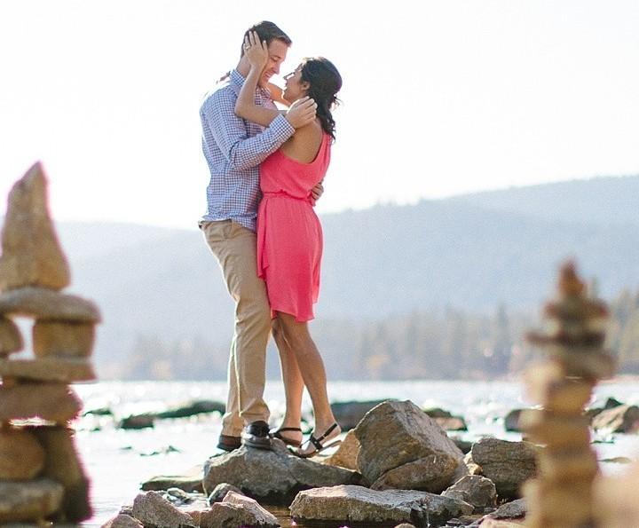 Lauren + Vince - Lake Tahoe Engagement