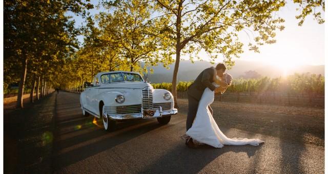 Napa wedding: Lauren + Vince